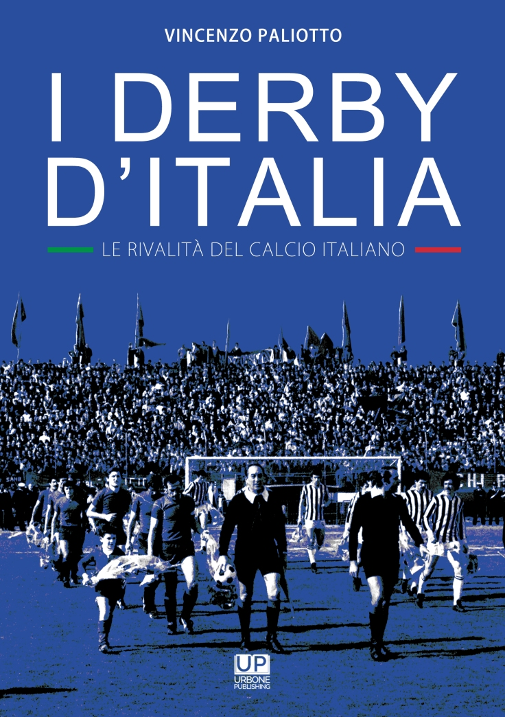Derby D Italia prima di copertina